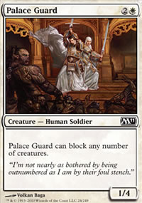 Palace Guard - Magic 2011