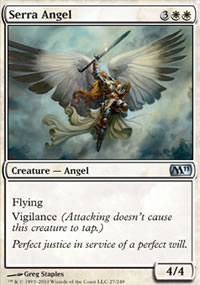 Serra Angel - Magic 2011