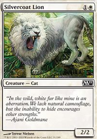 Silvercoat Lion - Magic 2011