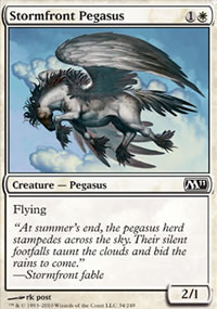 Stormfront Pegasus - Magic 2011