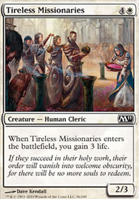 Tireless Missionaries - Magic 2011