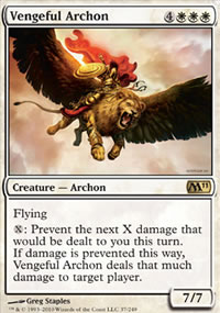 Vengeful Archon - Magic 2011