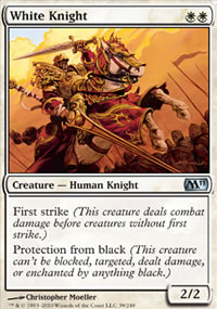 White Knight - Magic 2011