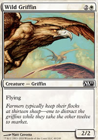 Wild Griffin - Magic 2011