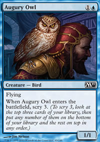Augury Owl - Magic 2011