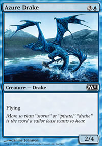Azure Drake - Magic 2011
