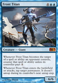 Frost Titan - Magic 2011