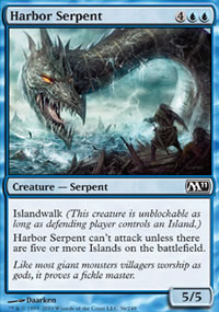 Harbor Serpent - Magic 2011