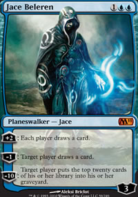 Jace Beleren - Magic 2011