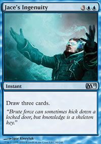 Jace's Ingenuity - Magic 2011