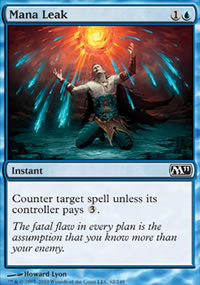 Mana Leak - Magic 2011