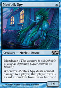 Merfolk Spy - Magic 2011