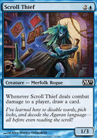 Scroll Thief - Magic 2011