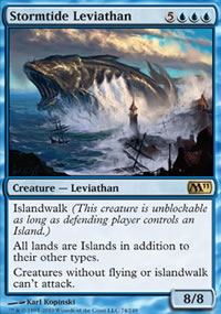 Stormtide Leviathan - Magic 2011