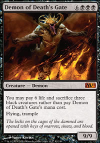 Demon of Death's Gate - Magic 2011