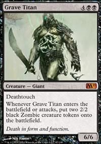 Grave Titan - Magic 2011