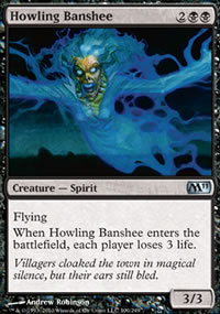 Howling Banshee - Magic 2011
