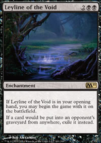 Leyline of the Void - Magic 2011