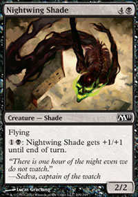 Nightwing Shade - Magic 2011