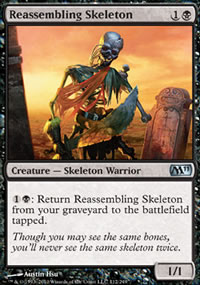 Reassembling Skeleton - Magic 2011
