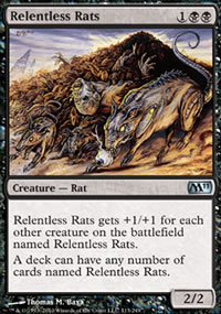 Relentless Rats - Magic 2011