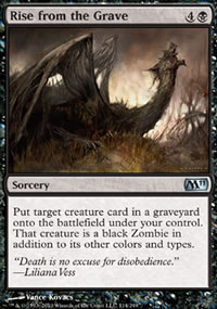 Rise from the Grave - Magic 2011