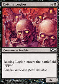 Rotting Legion - Magic 2011