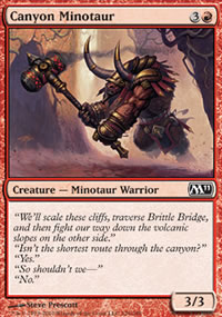 Canyon Minotaur - Magic 2011