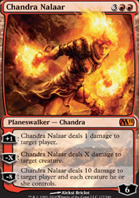 Chandra Nalaar - Magic 2011