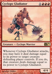 Cyclops Gladiator - Magic 2011