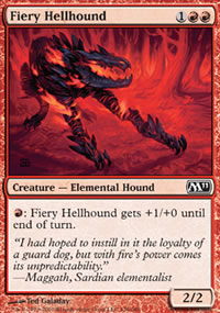 Fiery Hellhound - Magic 2011