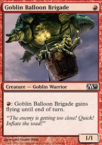 Goblin Balloon Brigade - Magic 2011