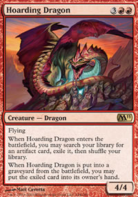 Hoarding Dragon - Magic 2011