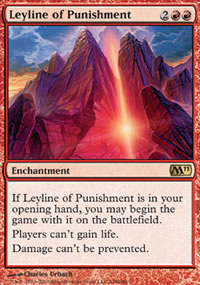 Leyline of Punishment - Magic 2011