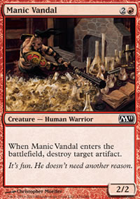 Manic Vandal - Magic 2011