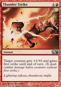 Thunder Strike - Magic 2011