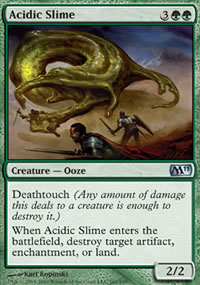 Acidic Slime - Magic 2011