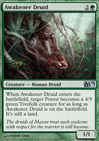 Awakener Druid - Magic 2011