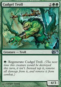 Cudgel Troll - Magic 2011