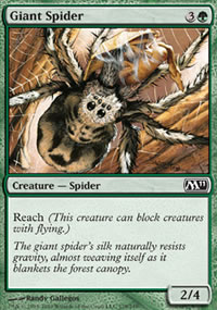 Giant Spider - Magic 2011