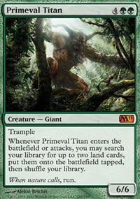 Primeval Titan - Magic 2011