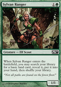 Sylvan Ranger - Magic 2011