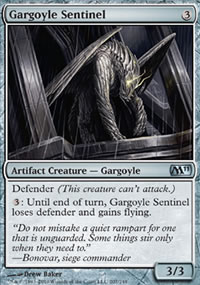 Gargoyle Sentinel - Magic 2011