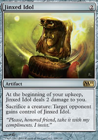 Jinxed Idol - Magic 2011