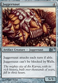 Juggernaut - Magic 2011