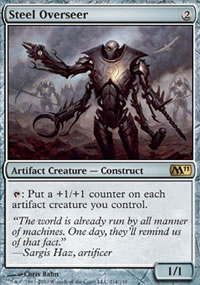 Steel Overseer - Magic 2011