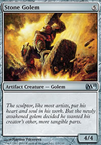Stone Golem - Magic 2011