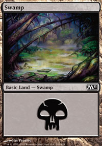 Swamp 4 - Magic 2011