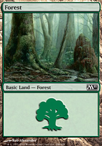 Forest 1 - Magic 2011