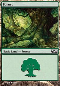Forest 4 - Magic 2011